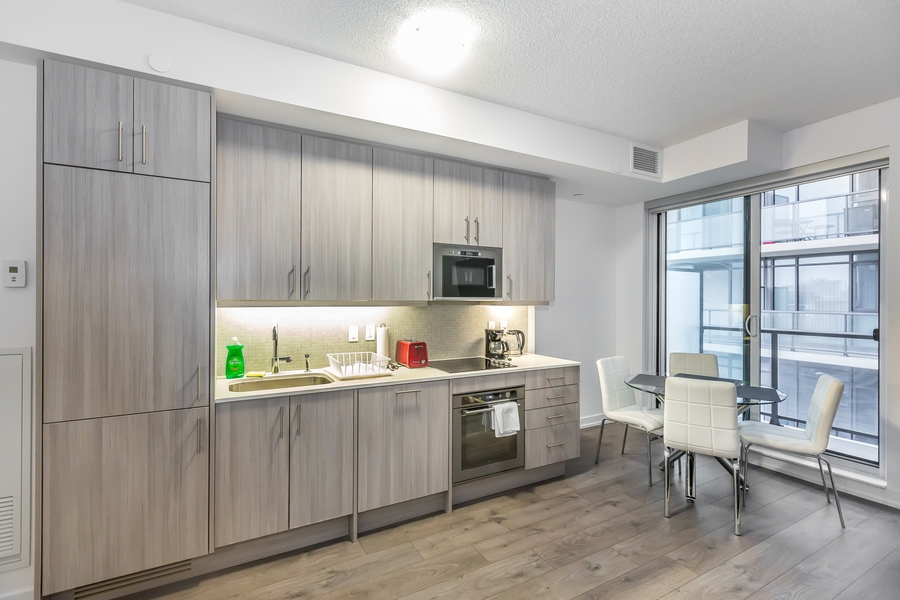 Magnificent 297 College Street 1 Bedroom Apartment Toronto Furnished Home Interior And Landscaping Palasignezvosmurscom