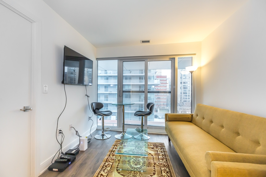 Awesome 89 Mcgill Street 1 Bedroom Apartment Toronto Furnished Home Interior And Landscaping Palasignezvosmurscom